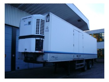 Pacton TBZ230 - skap/ distribusjon semitrailer
