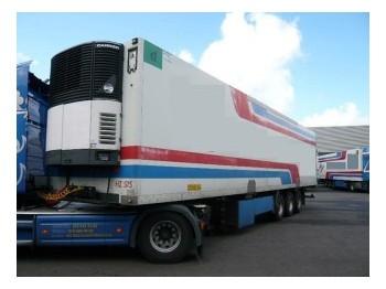 Pacton frigo - skap/ distribusjon semitrailer