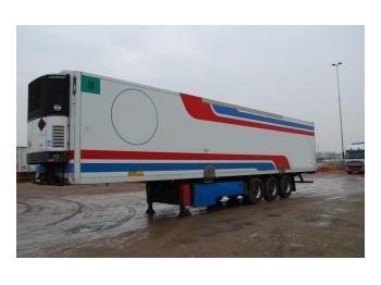 Pacton frigo trailer - skap/ distribusjon semitrailer