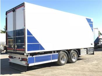 Tiefkühlkoffer Wellmeyer TKA 18 Tandem - skap/ distribusjon semitrailer