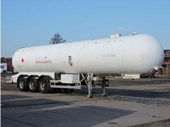 Tank semitrailer LPG GAS 45