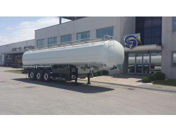 Tank semitrailer SACIM New