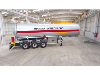 Tank semitrailer SINAN TANKER LPG Tanker- Газовоз Автоцистерна- صهريج نقل الغاز LPG