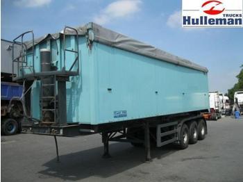 DIV REISCH RHKS-35/24 3 ASSEN BPW 48M3 - tipp semitrailer