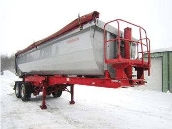 REISCH RHKS 32/18SSL - tipp semitrailer