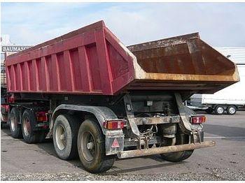 REISCH RHKS 32/18 SL  - tipp semitrailer