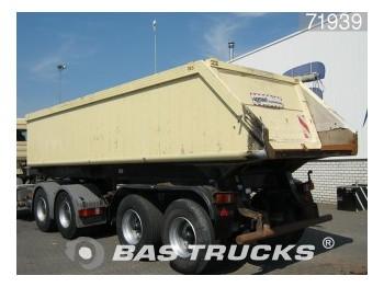 Reisch 20,5m³ AluKipper RHKS 32/18AL - tipp semitrailer