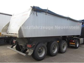 Reisch 3-Achs Auflieger Alu 26 m³ Leasing 353,-- - tipp semitrailer