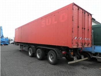 Reisch,Martin Auflieger Getreide RHKS-35/24AL - tipp semitrailer