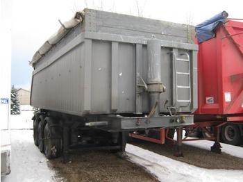 Reisch RHKS 26 m3 - tipp semitrailer