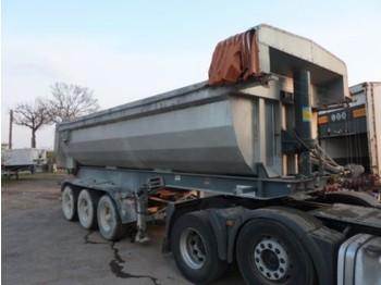 Reisch RHKS-35 - tipp semitrailer