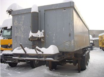 Reisch RHKS  35/24AL - tipp semitrailer