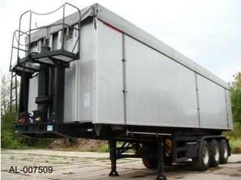 Reisch RHKS-35/24AL - 51 m³ - tipp semitrailer