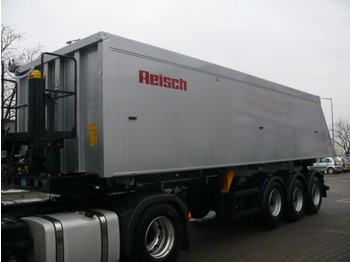 Reisch RHKS 35/24 AL 33 cbm - tipp semitrailer