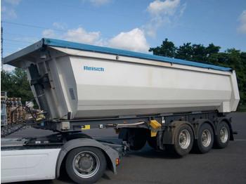 Reisch RHKS-35 / 24 SSL 26m3 el. Schiebedach - tipp semitrailer