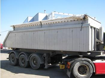 Reisch RHKS Kipper - tipp semitrailer