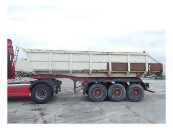 WELLMEYER HK 32/70 HP - tipp semitrailer