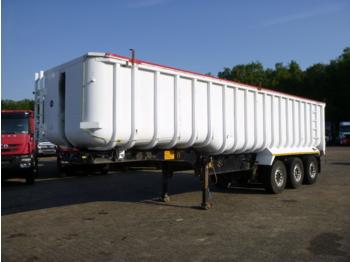 Tippbil semitrailer General Trailers Tipper alu / steel 41 m3 + tarpaulin