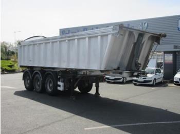 Tippbil semitrailer Leciñena