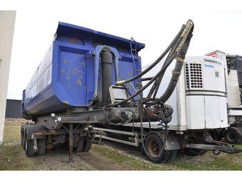 Tippbil semitrailer STOLEN / Stulen Kilafors TRB 3-CTB3-41-90: bild 1