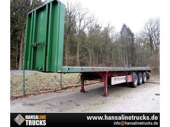 WELLMEYER SPA35 12m LANGHOLZSATTELAUFLIEGER  - semitrailer