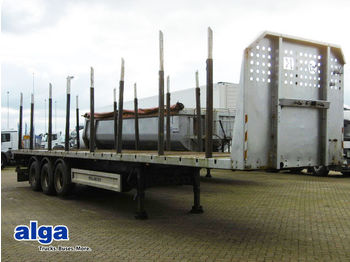 WELLMEYER, SPA 35/ 135 LH, Ex Te Rungen, Lift.  - semitrailer