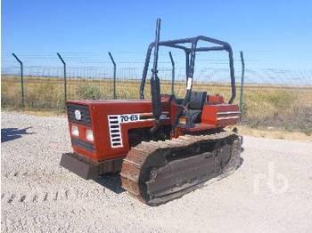 FIAT 70-65 - гусеничний трактор