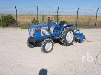 ISEKI TL2100 4WD - мінітрактор