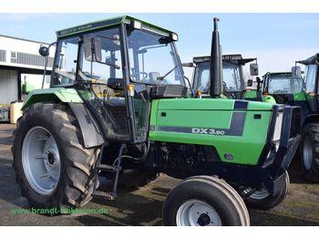 Сільськогосподарський трактор DEUTZ-FAHR DX 3.90