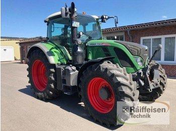 Fendt 714 Vario - сільськогосподарський трактор
