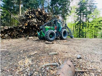 John Deere 6800 A Austria  - сільськогосподарський трактор