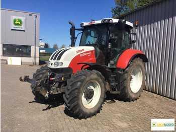 Steyr 6130 CVT Profi Tractor Tractor Tracteur Trattori - сільськогосподарський трактор