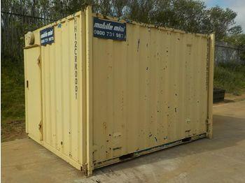 12'x10' Containerised Shower Unit - сменный кузов/ контейнер