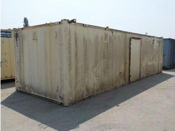 32'x10' Toilet Block - сменный кузов/ контейнер