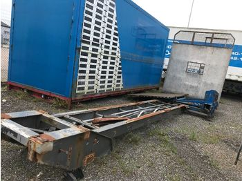 Eksjö Flis skåp - сменный кузов/ контейнер