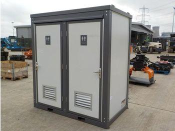 Hardlife Double Toilet Cubicle - сменный кузов/ контейнер
