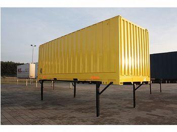 Сменный кузов - фургон BDF Möbelkoffer 7,45m stapelbar sofort lieferbar: фото 1