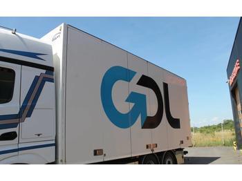 Ekeri 2014  - сменный кузов - фургон