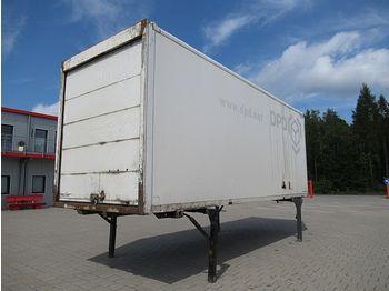 / - SPIER-BDF JUMBO Wechselkoffer 7,45 - сменный кузов - фургон