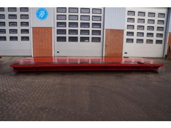 Seng - сменный кузов - платформа