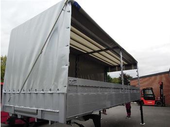 Тентованный кузов Krone - BDF System 7.450 mm lang, LACK NEU!