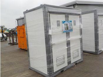 Unused Double Portable Toilet Block - сменный кузов/ контейнер