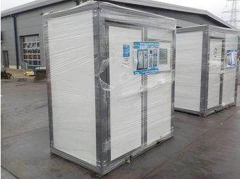 Unused Portable Shower/Toilet Block - сменный кузов/ контейнер