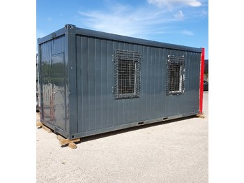 ABC 20 fods High Cube - жилой контейнер
