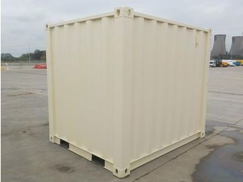 Unused 8' Container, Side Door, Window - жилой контейнер