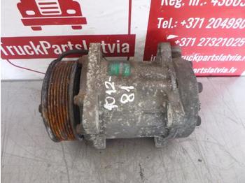 Ac compressor MAN TGX Air conditioning compressor SP7H15