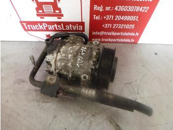Ac compressor Mercedes-Benz Actros Air condicioning compressor A002343111