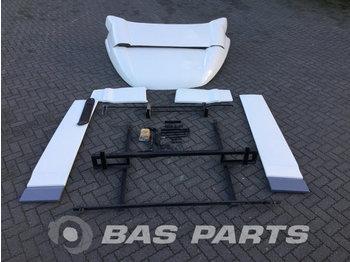DAF XF105 Spoiler kit DAF XF105 Space CabL2H2  Space CabL2H2 - aerodynamics/ spoiler