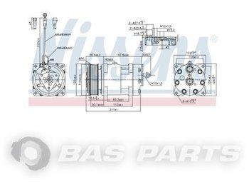 NISSENS Airco eenheid 1387322 - air conditioner
