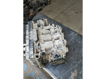 Knorr-bremse Fh4 - air suspension